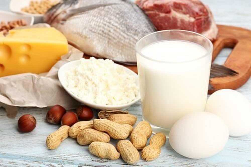 Белковая диета классическая