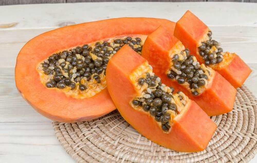 pierderea în greutate a enzimei papaya
